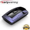 EARLY WARNING 22 BAND VOICE ALERTS RADAR LASER DETECTOR EW 606 NEW